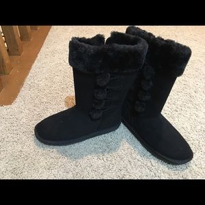 Other - Boots faux fur